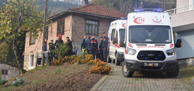 Şehit Furkan Yılmaz'ın Bartın'daki ailesine şehadet haberi verildi