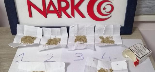 Sinop'ta uyuşturucu operasyonu: 2 tutuklama