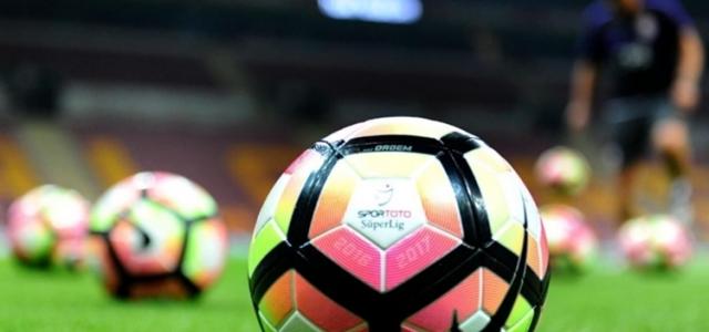 Süper Lig'de ilk haftanın programı!