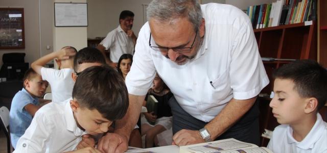 Taşova HEM Kur'an kursu belge dağıtım töreni