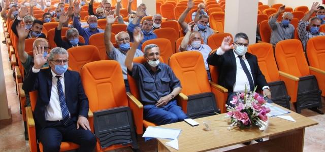 Taşova Köylere Hizmet Götürme Birliği Meclis Toplantısı yapıldı