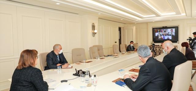 TBB Başkanı Şahin, UNDP toplantısında Suriyeli sığınmacılara yönelik çalışmaları anlattı