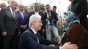 15 Temmuz gazisi Muhittin Örnek'in cenazesi defnedildi