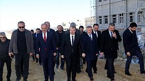 """""""17 yılda yaklaşık 14 milyar lira Kastamonu'ya yatırım yapılmış"""""""