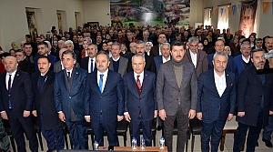 AK Parti Dış İlişkiler Başkan Yardımcısı Ceylan'dan Filyos Limanı açıklaması: