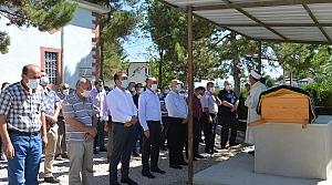 AK Parti Havza İlçe Başkanı Kayan'ın halası vefat etti