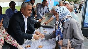 AK Parti'den Karabük'te aşure ikramı