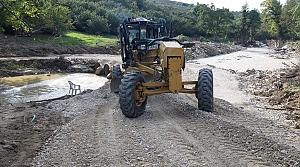 Akçakoca Belediyesi çalışmaları