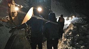 Artvin'de kar ve tipi nedeniyle yaylada mahsur kalan 2 kişi kurtarıldı
