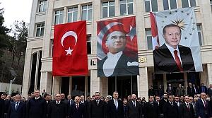 Bakan Kasapoğlu, Amasya İl Özel İdaresi Makine ve Araç Teslim Töreni'ne katıldı
