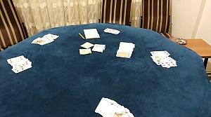 Bolu'da evde kumar oynayan 6 kişi gözaltına alındı