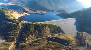 Bolu'da son 18 yılda 8 bin 340 dekar zirai arazi sulamaya açıldı