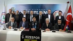 Çaykur Rizespor, Ünal Karaman ile 1,5 yıllık sözleşme imzaladı