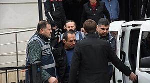 Ceren Özdemir'in katil zanlısı adliyeye sevk edildi