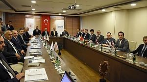 DOKA'nın 120. yönetim kurulu toplantısı