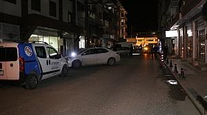 Düzce'de tartışma sonrası silahla etrafa ateş eden 2 şüpheli kaçtı