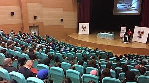 Erbaa'da üniversite öğrencilerine seminer verildi