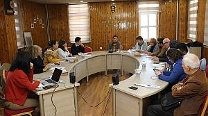 Festival icra komitesi toplantısı yapıldı