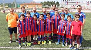 Geleceğin futbolcuları Karabük'te buluştu