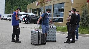 Giresun'da karantinadaki 157 kişi evlerine gönderildi