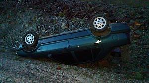 Gümüşhane'de iki trafik kazasında 9 kişi yaralandı