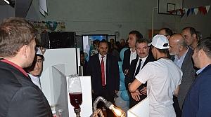 """Havza'da """"4006 TÜBİTAK Bilim Fuarı"""" açıldı"""