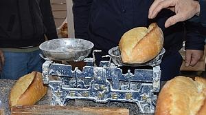 Havza'da ekmek fırınları denetlendi