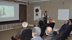 """Havza'da """"İlham Veren Öğretmenler"""" semineri düzenlendi"""