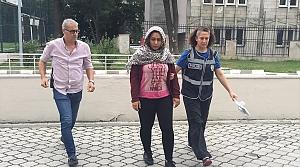 Irak uyruklu dolandırıcılık şüphelisi kadın yakalandı
