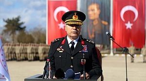 Jandarma teşkilatına 2 bin 990 uzman erbaş katıldı