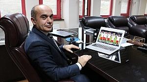 """Karabük Cumhuriyet Başsavcısı Patlak, AA'nın """"Yılın Fotoğrafları"""" oylamasına katıldı"""