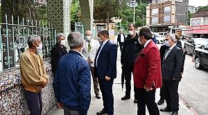 Karabük'e il dışından gelen vatandaşlara ev karantinası uygulanacak