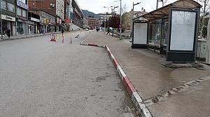 Karabük'te bazı caddelerde araç park edilemeyecek
