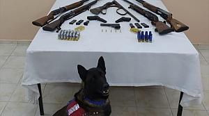 Kastamonu'da silah kaçakçılığı operasyonunda bir kişi yakalandı