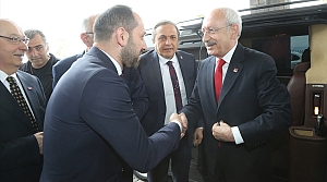 Kılıçdaroğlu Ordu'da STK temsilcileri ve muhtarlarla buluştu
