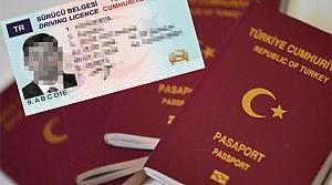 Kimlik, ehliyet ve pasaporta anında randevu