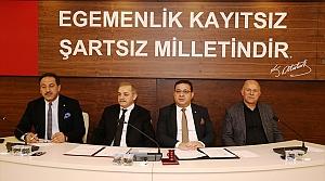 """Ordu TSO Başkanı Şahin: """"Ordu'yu çikolatanın başkenti yapmak istiyoruz"""""""