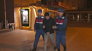 Ordu'da hırsızlık zanlısı tutuklandı