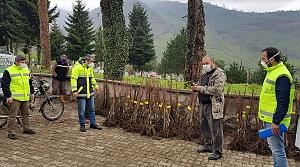Ordu'da üreticiler, fındığın yanında kestaneyle ek gelir sağlayacak