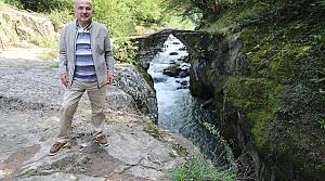Ordu'daki Çamaş Kanyonu turizme kazandırılacak