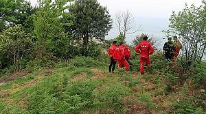 Rize'de kaybolan iki çocuğu arama çalışmaları sürüyor