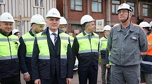 Rusya'ya ihraç edilecek bazaltın sevkiyatına başlandı