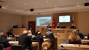 Safranbolu Belediyesi meclis toplantısı