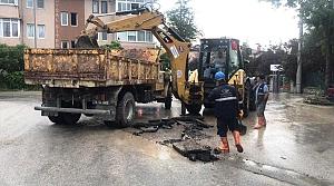 Safranbolu Belediyesinden alt yapı çalışmaları