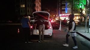 """Samsun'da 250 polisle """"şok uygulama"""" yapıldı"""