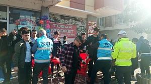 Samsun'da genel asayiş ve trafik denetim uygulaması yapıldı