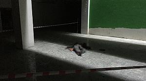 Samsun'da hastane inşaatında erkek cesedi bulundu
