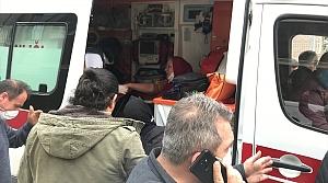 Samsun'da komşular arasında çıkan kavgada 4 kişi bıçakla yaralandı