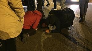 Samsun'da sürücünün aracıyla çarpıp kaçtığı genç ağır yaralandı