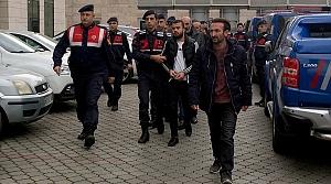 Samsun'da uyuşturucu operasyonunda gözaltına alınan 5 şüpheli tutuklandı